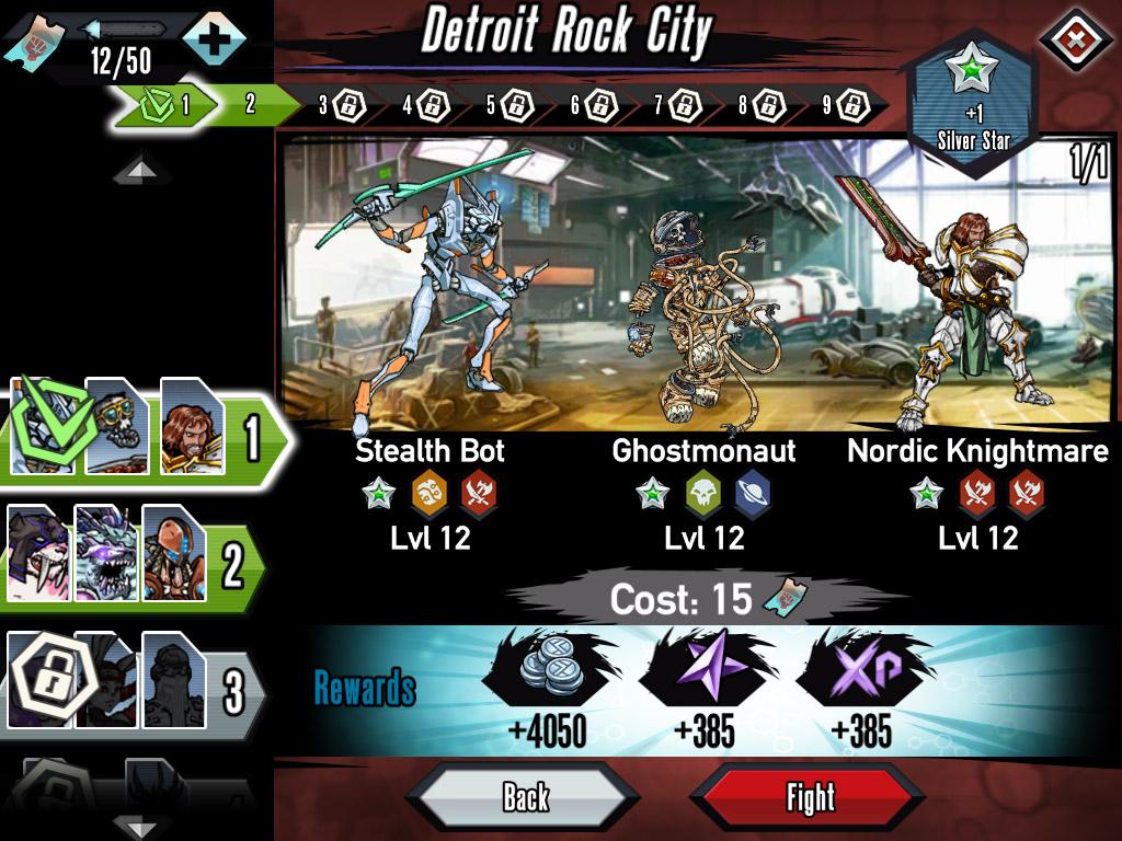 Mutants:Genetic Gladiators